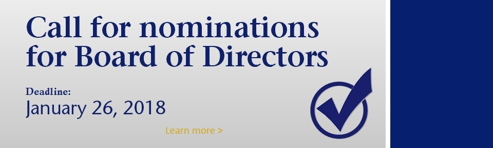Nomination for Board of Directors