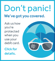Don't panic! We've got you covered.